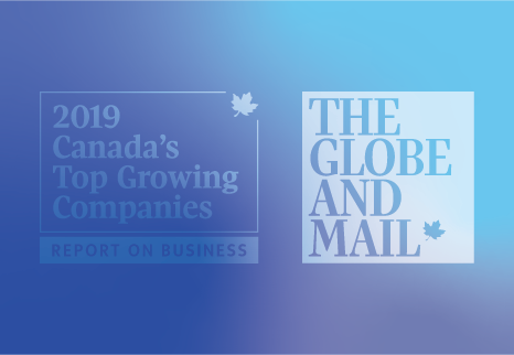 iTel Networks in the Globe and Mail's list of Canada's Top Growing Companies